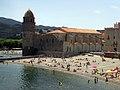 040 Platja de Sant Vicenç i església dels Àngels.jpg