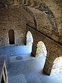 085 Santa Maria de Terrassa, galeria del claustre.JPG