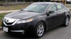 2009er Acura TL