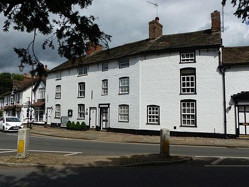 1–4 The Village, Prestbury