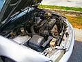 1.6L Honda VTEC engine in a 1992 Honda Civic EH5 saloon in Puchong, Malaysia (03).jpg