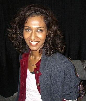 Rekha Sharma - Sharma at the Big Apple Convention in Manhattan