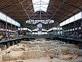 100 Mercat del Born, excavacions arqueològiques de la Ribera.JPG