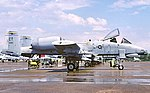 118th Tactical Fighter Squadron - Fairchild Republic A-10A Thunderbolt II 78-0586.jpg