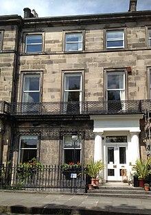 h j c grierson For12 Regent Terrace Edinburgh
