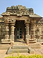 12th century Mahadeva temple, Itagi, Karnataka India - 48.jpg