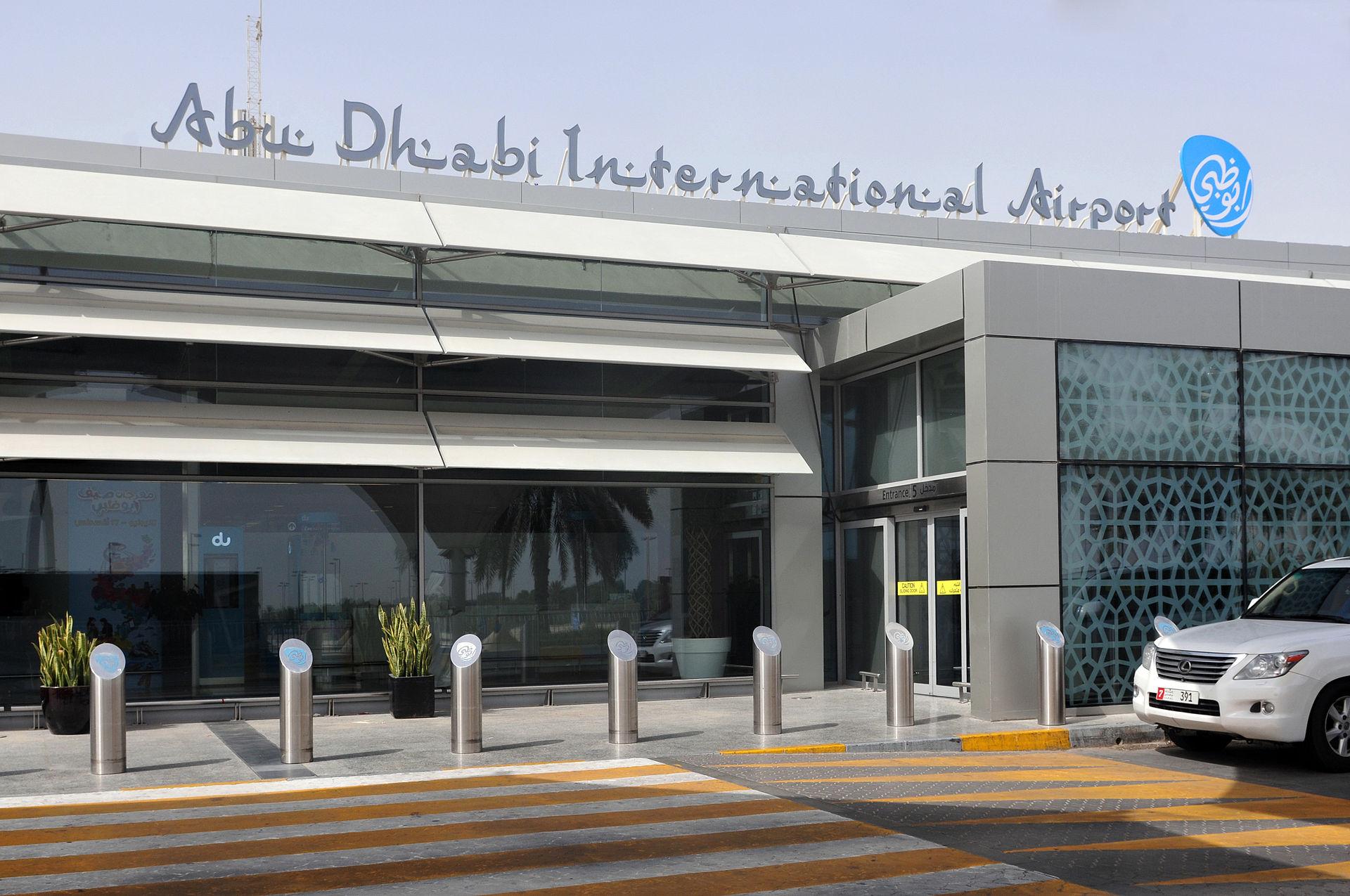 Aeroporto internazionale di abu dhabi wikipedia for International decor company abu dhabi