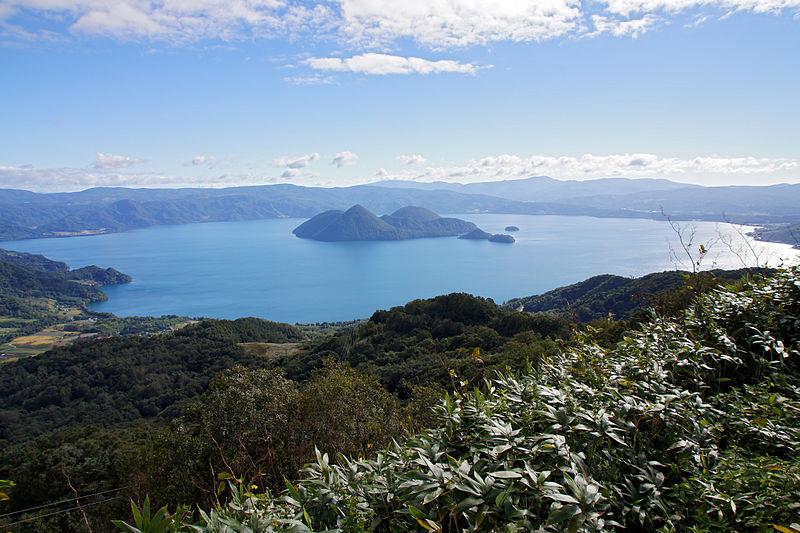 Toyako Japan  city photos : 130922 Lake Toya Toyako Hokkaido Japan03s3 Wikimedia ...