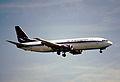 135ck - Aeroflot Boeing 737-4M0; VP-BAM@ZRH;30.06.2001 (4973828891).jpg