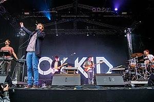 OK Kid - OK Kid live at the Rocken am Brocken festival 2015