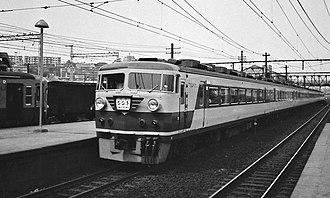 157 series - Image: 157 Hibiki Yokohama