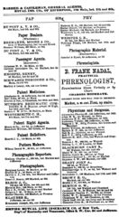 1872 photographers Louisville Kentucky city directory.png