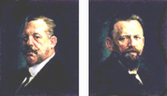 KUKA - The company was founded in 1898 by Johann Josef Keller and Jacob Knappich