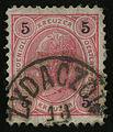 1890issue Zydaczow 5kr typ gEj.jpg