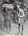 1890s indigenous couple of Mussoorie, Uttarakhand, India 02.jpg