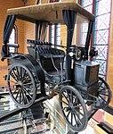 1896 Panhard & Levassor wagonette in Musée des Arts et Métiers, cropped.jpg