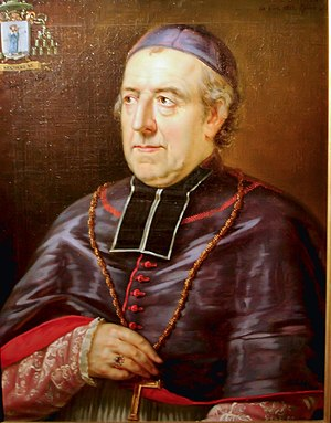 Roman Catholic Diocese of Bruges - Franciscus-Renatus Boussen, eighteenth bishop of Brugge