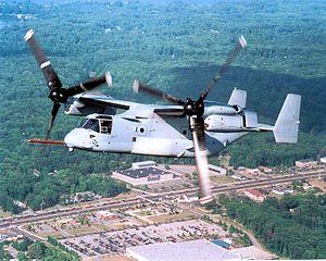 18th Flight Test Squadron - V-22 Osprey