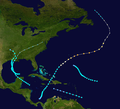 1905 Atlantic hurricane season summary map.png