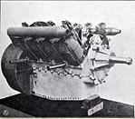 1912 De Dion-Bouton V-8 aero engine.jpg