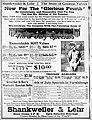 1915 - Shankweiler & Lehr Newspaper Ad Allentown PA.jpg