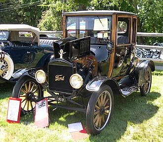 Ford Model T - 1919 Ford Model T Coupe