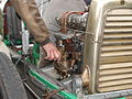 1923 Aston Martin Razor Blade team car in Morges 2013 - Engine start - Right closeup.jpg