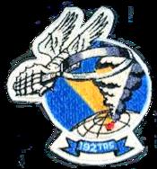 192d Tactical Reconnaissance Squadron - Legacy emblem