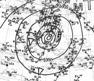 1933 Cuba–Bahamas hurricane