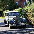 1934 Packard sedan at Capel Manor, Enfield, London, England.jpg