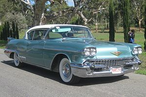 Cadillac Eldorado Википедия