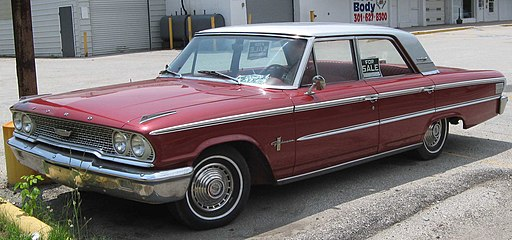 1963 Ford Galaxie sedan 2 -- 06-05-2010
