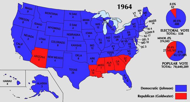 1964 Electoral Map.png
