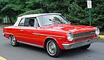 1964 Rambler American 440 convertible-red NJ.JPG