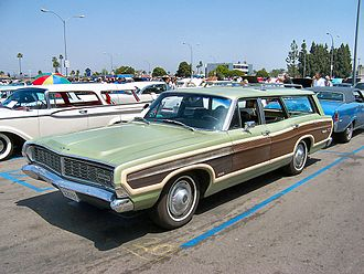 Ford Country Squire - 1968 Ford Country Squire