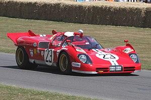 Ferrari 512 - Ferrari 512 S