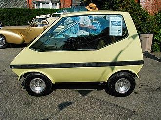 Minissima - Image: 1972 Minissima Side