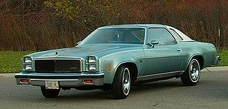 Chevrolet Malibu - 1977 Chevrolet Chevelle Malibu Classic Landau Coupe