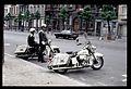 1984 Avenue de Stalingrad, Bruxelles, motards de la police de Bruxelles (8648073374).jpg