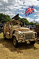 1985 Land Rover 2495cc at Hatfield Heath Festival 2017.jpg