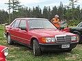 1985 Mercedes-Benz 190E (24179242148).jpg