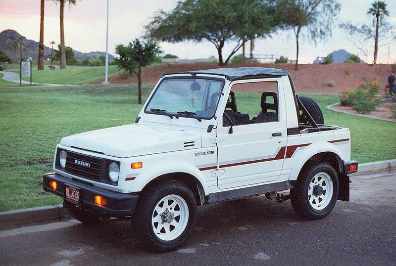 File:1986 Suzuki Samurai (49796903008).jpg