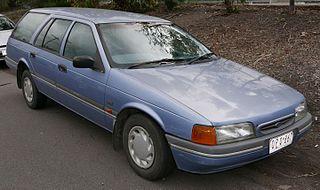 Ford Falcon (ED) Motor vehicle