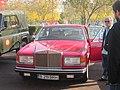 1994 Rolls Royce Silver Spur MkIII in Bucharest.jpg