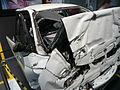1997-1999 Holden VT Commodore Executive sedan (100 kilometres per hour wreckage) 03.jpg