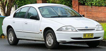 ford mondeo 1998 технические характеристики #11
