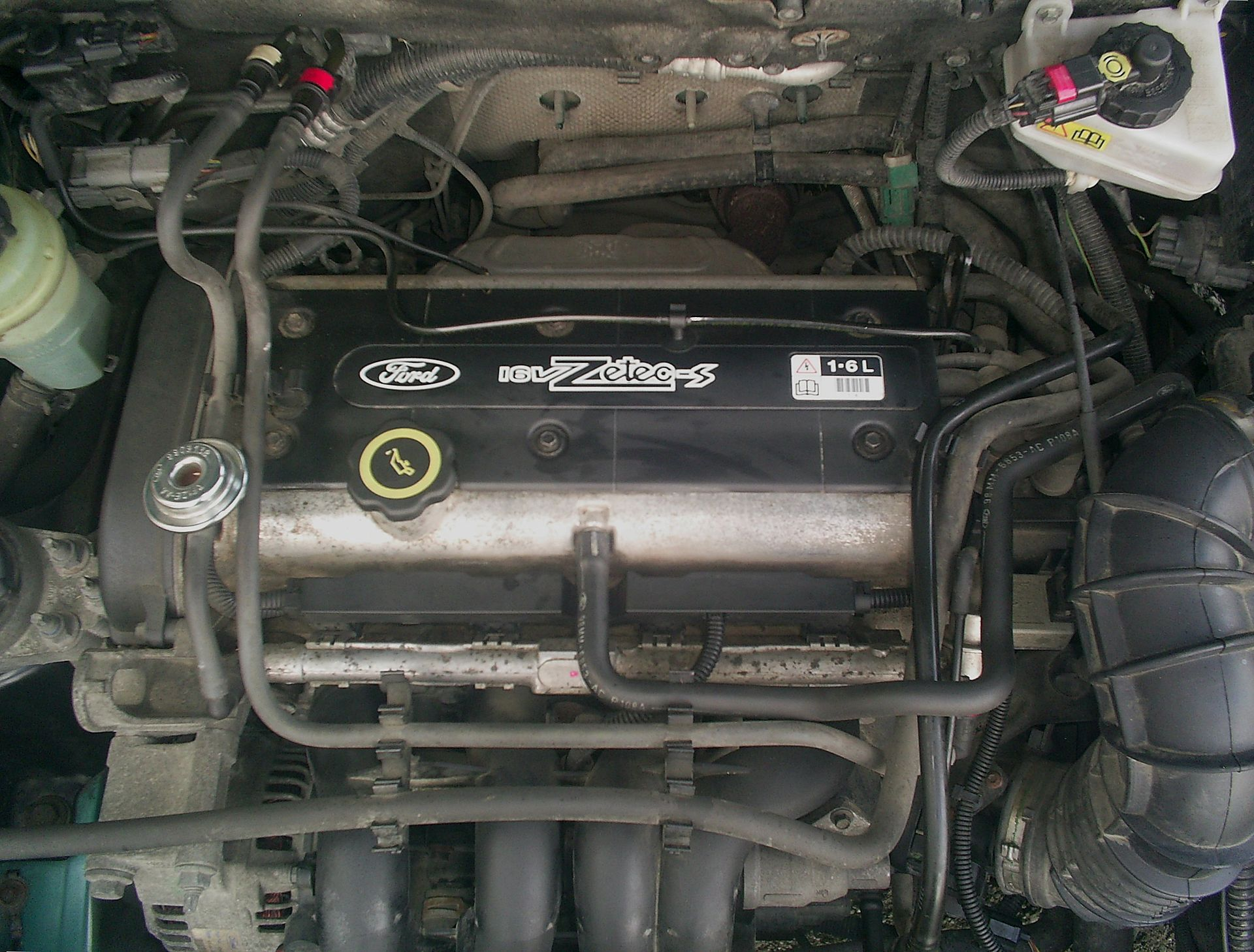Px Ford Zetec R Engine