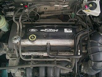 Ford Zetec engine - Image: 1999 Ford Zetec R engine