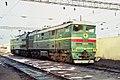 2ТЭ10М-0303, Russia, Saratov region, Saratov depot (Trainpix 155359).jpg