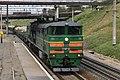 2ТЭ10М-3261, Россия, Алтайский край, перегон Барнаул - Алтайская (Trainpix 12807).jpg